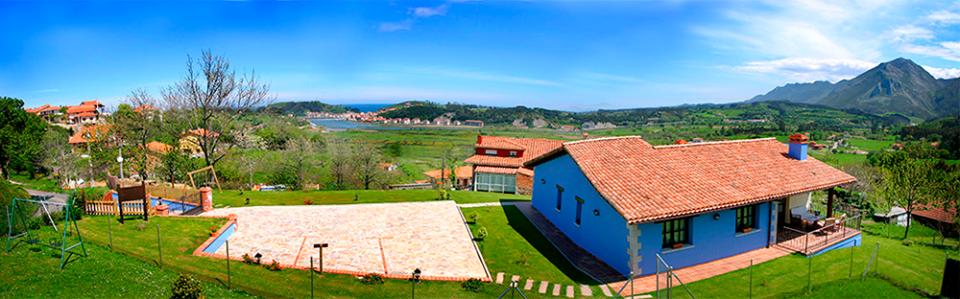 Casa de Aldea La Llosa del Barréu