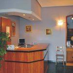 Recepción Hotel la Chopera