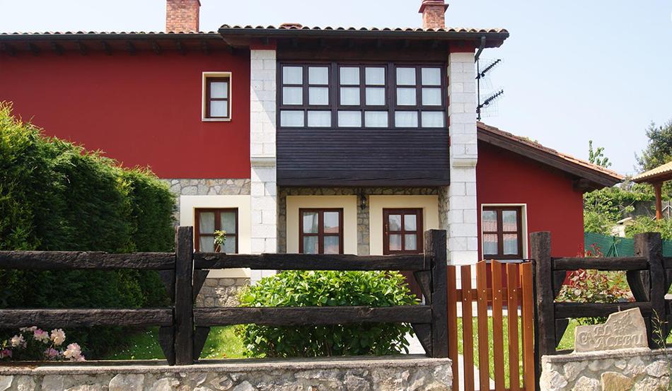 Casa de Aldea El Acebo