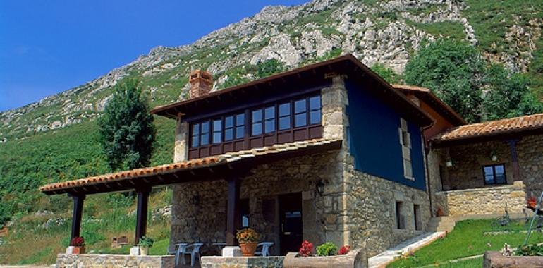 Casa de Aldea La Cabaña del Corberu