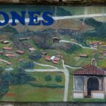 Panel Bones, Ribadesella