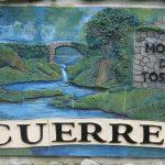 Panel Cuerres, Ribadesella