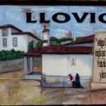 Panel Llovio, Ribadesella