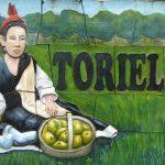 Panel Toriellu, Ribadesella