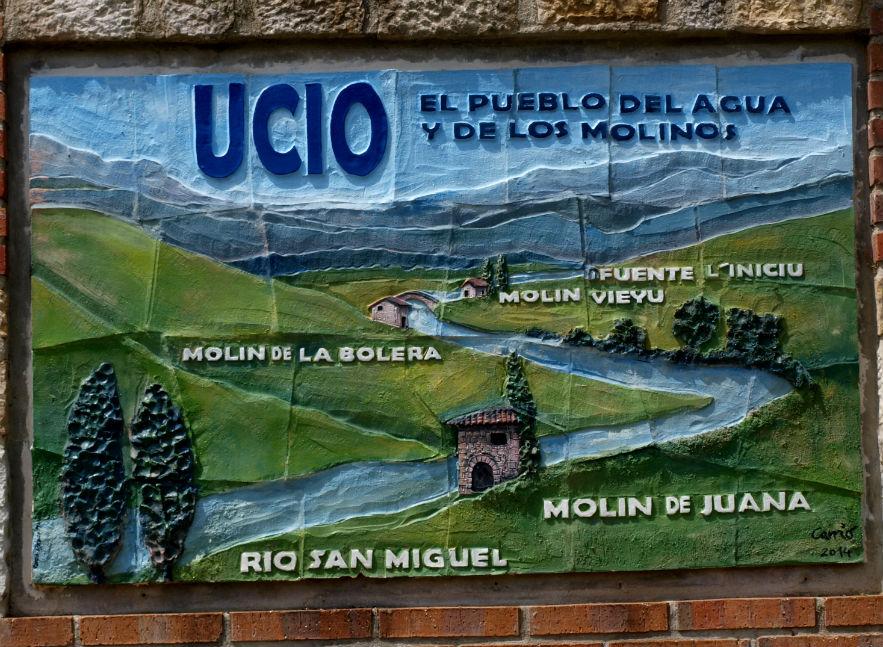Panel Ucio, Ribadesella