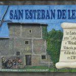 Panel San Esteban Leces, Ribadesella