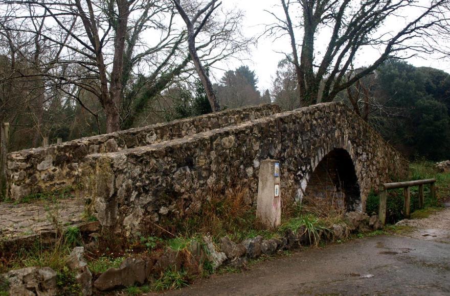 Puente de Guadamía, Ribadesella