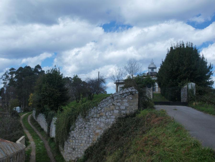 Inicio Ruta Faro Ribadesella - Vega
